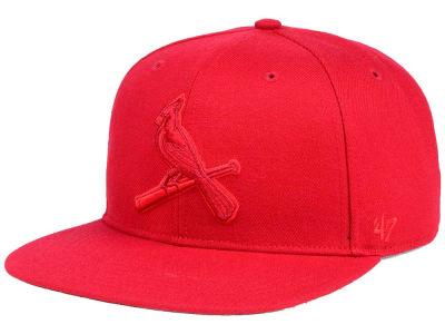 St. Louis Cardinals '47 MLB Triple Rush Sure Shot Snapback Cap