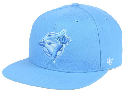 Toronto Blue Jays '47 MLB Triple Rush Sure Shot Snapback Cap