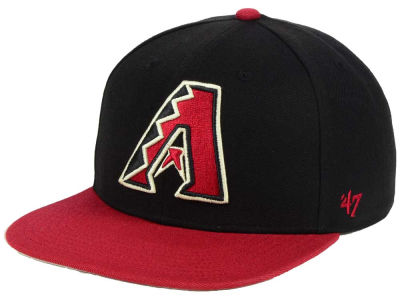 Arizona Diamondbacks '47 MLB Sure Shot '47 Snapback Cap
