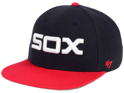 Chicago White Sox '47 MLB Sure Shot '47 Snapback Cap