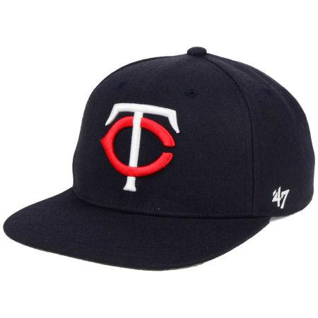 Minnesota Twins '47 MLB Sure Shot '47 Snapback Cap