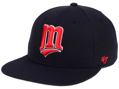 Minnesota Twins '47 MLB Sure Shot '47 Snapback Cap