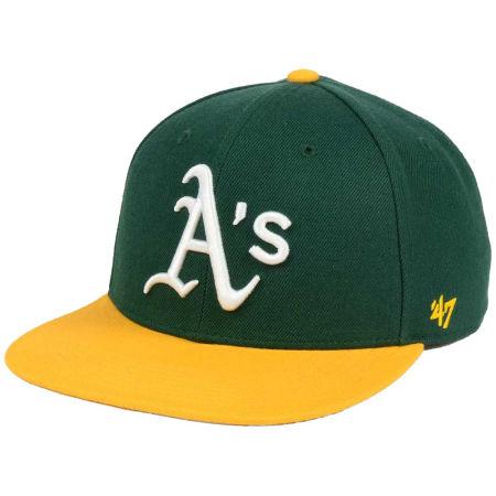 Oakland Athletics '47 MLB Sure Shot '47 Snapback Cap