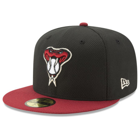 Arizona Diamondbacks New Era MLB Batting Practice Diamond Era 59FIFTY Cap