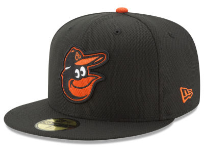 Baltimore Orioles New Era MLB Batting Practice Diamond Era 59FIFTY Cap