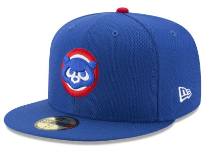 Chicago Cubs New Era MLB Batting Practice Diamond Era 59FIFTY Cap