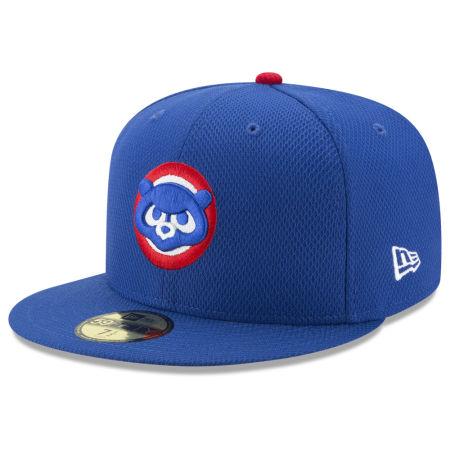 Chicago Cubs New Era MLB Batting Practice Diamond Era 59FIFTY Cap