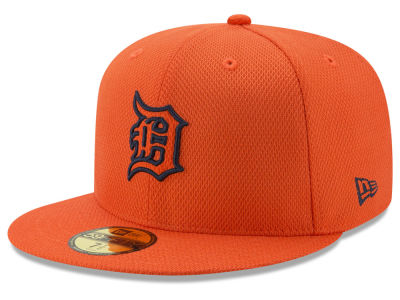 Detroit Tigers New Era MLB Batting Practice Diamond Era 59FIFTY Cap