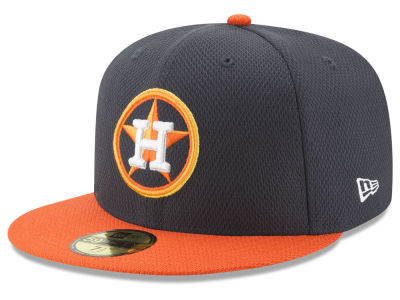 Houston Astros New Era MLB Batting Practice Diamond Era 59FIFTY Cap
