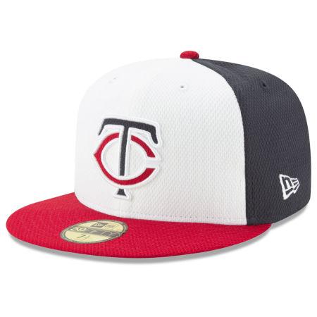 Minnesota Twins New Era MLB Batting Practice Diamond Era 59FIFTY Cap