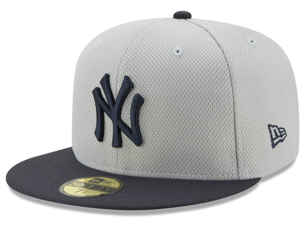 New York Yankees New Era MLB Batting Practice Diamond Era 59FIFTY Cap  c832dfda634