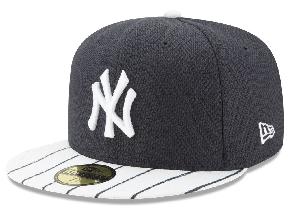 f712749b9e0 New York Yankees New Era MLB Batting Practice Diamond Era 59FIFTY Cap