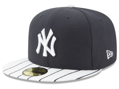 New York Yankees New Era MLB Batting Practice Diamond Era 59FIFTY Cap