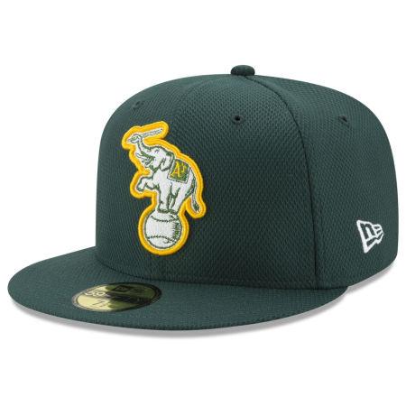 Oakland Athletics New Era MLB Batting Practice Diamond Era 59FIFTY Cap