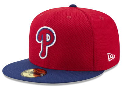 Philadelphia Phillies New Era MLB Batting Practice Diamond Era 59FIFTY Cap