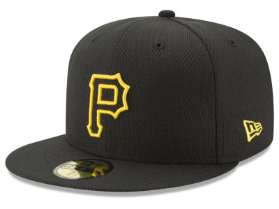 Pittsburgh Pirates New Era MLB Batting Practice Diamond Era 59FIFTY Cap