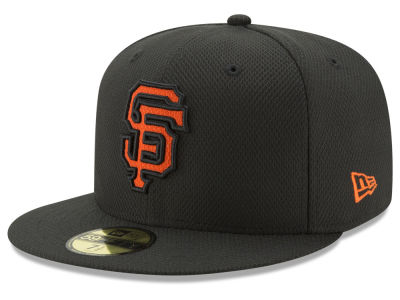 San Francisco Giants New Era MLB Batting Practice Diamond Era 59FIFTY Cap