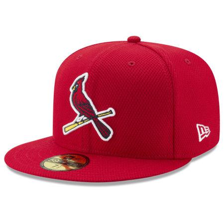 St. Louis Cardinals New Era MLB Batting Practice Diamond Era 59FIFTY Cap
