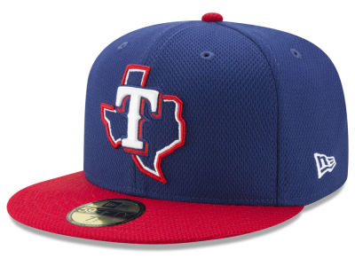 Texas Rangers New Era MLB Batting Practice Diamond Era 59FIFTY Cap