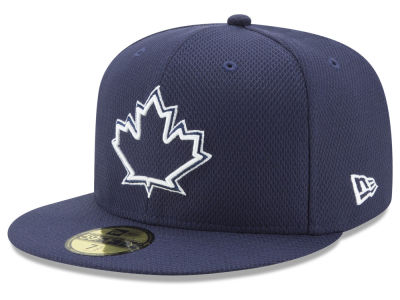 Toronto Blue Jays New Era MLB Batting Practice Diamond Era 59FIFTY Cap