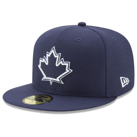 Toronto Blue Jays New Era MLB Batting Practice Diamond Era 59FIFTY Cap