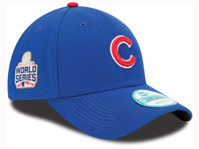 Chicago Cubs New Era MLB 2016 World Series Patch 9FORTY Cap