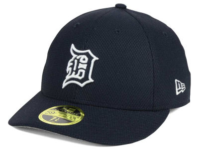 Detroit Tigers New Era MLB Batting Practice Diamond Era Low Profile 59FIFTY Cap