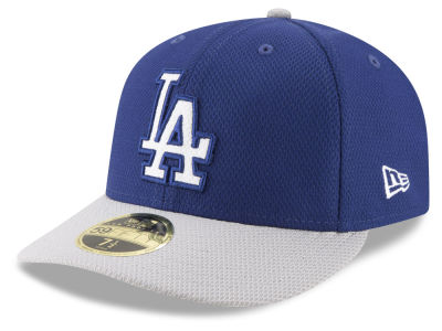 Los Angeles Dodgers New Era MLB Batting Practice Diamond Era Low Profile 59FIFTY Cap