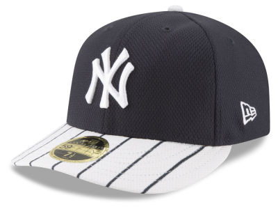 New York Yankees New Era MLB Batting Practice Diamond Era Low Profile 59FIFTY Cap
