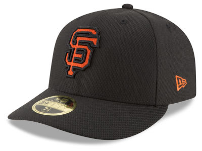San Francisco Giants New Era MLB Batting Practice Diamond Era Low Profile 59FIFTY Cap