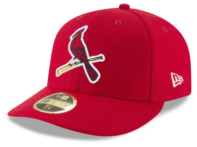 St. Louis Cardinals New Era MLB Batting Practice Diamond Era Low Profile 59FIFTY Cap