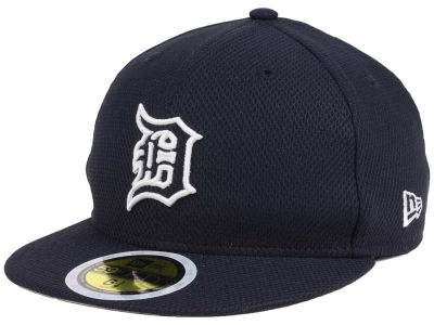 Detroit Tigers New Era 2017 MLB Kids Batting Practice Diamond Era 59FIFTY Cap