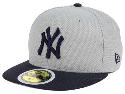 New York Yankees New Era 2017 MLB Kids Batting Practice Diamond Era 59FIFTY Cap