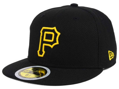 Pittsburgh Pirates New Era 2017 MLB Kids Batting Practice Diamond Era 59FIFTY Cap