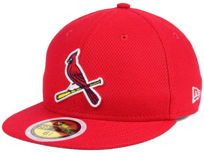 St. Louis Cardinals New Era 2017 MLB Kids Batting Practice Diamond Era 59FIFTY Cap