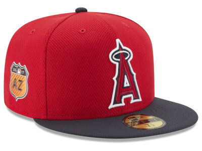 Los Angeles Angels New Era 2017 MLB Diamond Era Spring Training 59FIFTY Cap