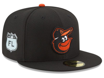 Baltimore Orioles New Era 2017 MLB Diamond Era Spring Training 59FIFTY Cap