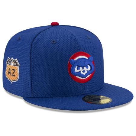 Chicago Cubs New Era 2017 MLB Diamond Era Spring Training 59FIFTY Cap