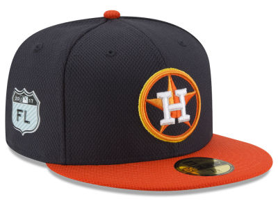 Houston Astros New Era 2017 MLB Diamond Era Spring Training 59FIFTY Cap