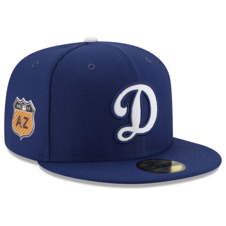 Los Angeles Dodgers New Era 2017 MLB Diamond Era Spring Training 59FIFTY Cap