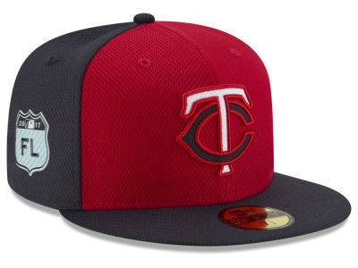 Minnesota Twins New Era 2017 MLB Diamond Era Spring Training 59FIFTY Cap