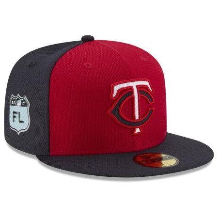 Minnesota Twins New Era 2017 MLB Diamond Era Spring Training 59FIFTY Cap