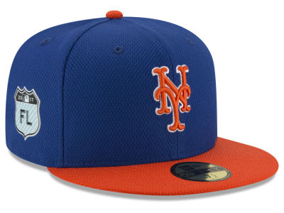 New York Mets New Era 2017 MLB Diamond Era Spring Training 59FIFTY Cap