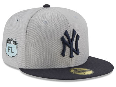 New York Yankees New Era 2017 MLB Diamond Era Spring Training 59FIFTY Cap