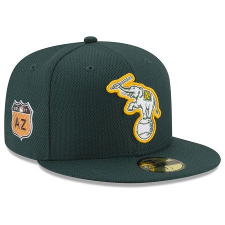 Oakland Athletics New Era 2017 MLB Diamond Era Spring Training 59FIFTY Cap