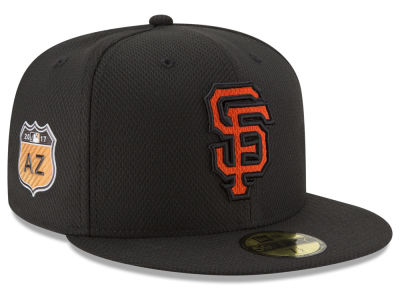 San Francisco Giants New Era 2017 MLB Diamond Era Spring Training 59FIFTY Cap