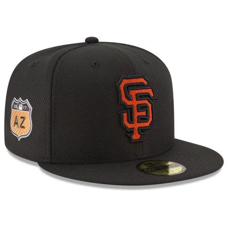 San Francisco Giants New Era 2017 MLB Diamond Era Spring Training 59FIFTY Cap