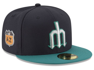 Seattle Mariners New Era 2017 MLB Diamond Era Spring Training 59FIFTY Cap