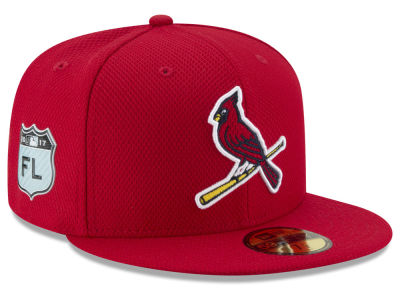 St. Louis Cardinals New Era 2017 MLB Diamond Era Spring Training 59FIFTY Cap