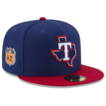 Texas Rangers New Era 2017 MLB Diamond Era Spring Training 59FIFTY Cap